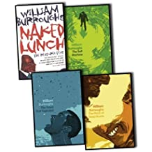 William Burrough 4 Books Collection Pack Set