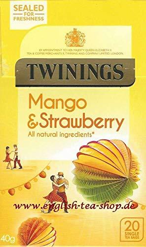 Twinings Mango and Strawberry, 40 g (B003QS4UK4) Amazon Price History, Amazon Price Tracker