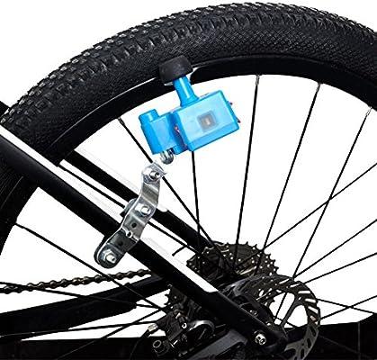 perg Transferencia Bicicleta Generador Mobile Dinamo Bicicleta 5 V 1 A Salida decodificadores 1000 mAh batería Noche Jinete Herramientas, Azul: Amazon.es: Deportes y aire libre