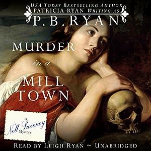 Murder in a Mill Town Hörbuch