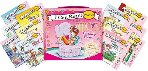 Fancy Nancy's Fantastic Phonics (My First I Can Read) - Fancy Nancy Series