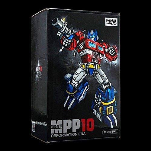 10 Transformer (Transformers Wei Jiang Masterpiece MPP10 Alloy Diecast Oversized Optimus Prime by BestGrey)