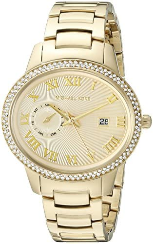Michael Kors Women s Whitley Gold-Tone Watch MK6227