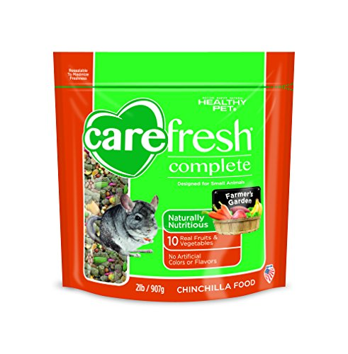 Absorption Corp - Carefresh Complete Menu Chinchilla Food 2 Lb