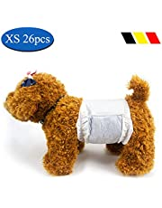 Dono Dog Diapers Carbon Disposable Male Wraps