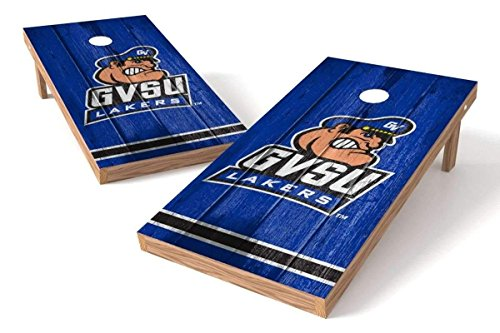 Valley Corn (PROLINE NCAA College 2' x 4' Grand Valley State Lakers Cornhole Board Set - Vintage)