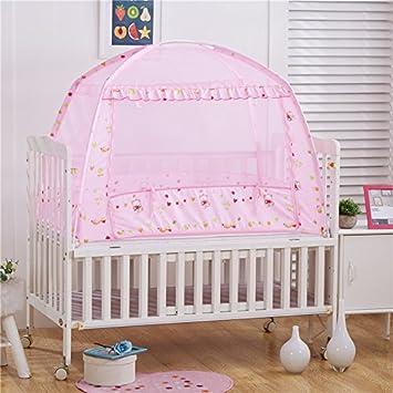 Uozzi Bedding Baby Mini Crib Tent Pop-Up mosquito Net 31u0026quot;x41u0026quot;( & Amazon.com : Uozzi Bedding Baby Mini Crib Tent Pop-Up mosquito Net ...