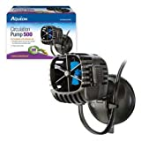 Aqueon Aquarium Circulation Pump, 500 GPH, 2.6-Watt