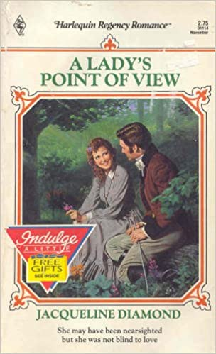 36f10dba91f5 A Lady's Point of View (Harlequin Regency Romance, No 14 ...