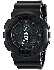 Casio Mens GA100MB-1A G-Shock Multifunction Watch