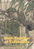 Front cover for the book Bush families of Tidbinbilla by Dorothy Braxton