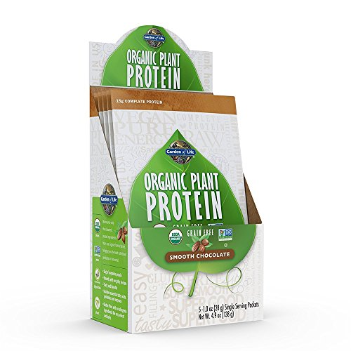 Garden of Life Organic Protein Powder
