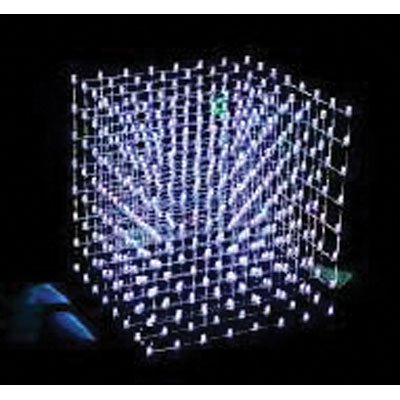 Led Light Cube 8X8X8 in US - 4