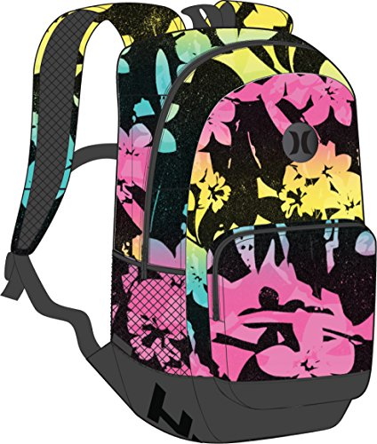Hurley Blockade II Rainforest 21L Backpack - Black