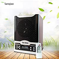 Sanqiao Air Purifiers 3 Plate HEPA and Carbon Filter Alpine Ozone Generator Ionizer Deodorizer