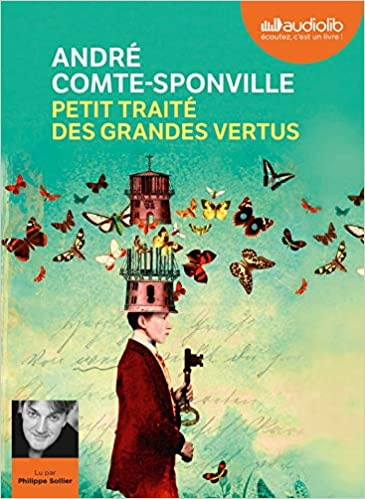 Petit Traite Des Grandes Vertus Livre Audio 1 Cd Mp3