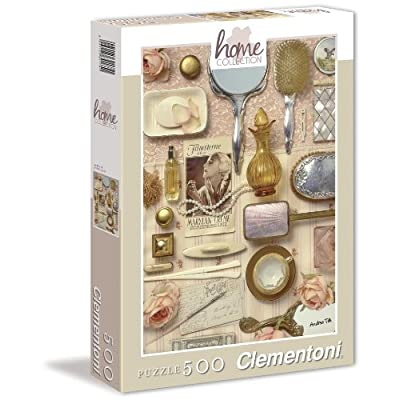 Clementoni 30404 Puzzle Home Ladies 500 Pezzi