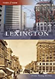 Lexington by Fiona Young-Brown front cover