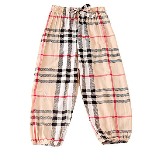 AQTOPS Kids Baggy Hippy Harem Pants Anti-Mosquito Casual Bloomers Knickerbockers