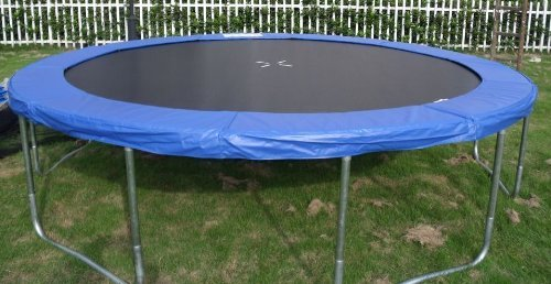 Exacme 15' Ft Round Trampoline with Pad T015