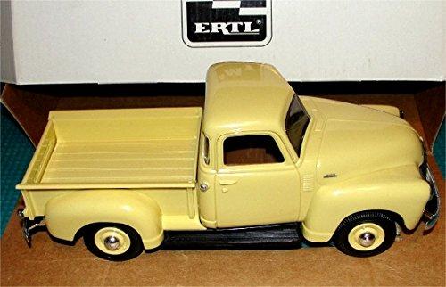 - #8288EO Ertl/AMT 1950 Chevy Pickup,Cream Medium 1/25 Plastic Promo,Fully Assembled