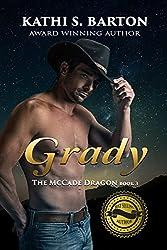 Grady: The McCade Dragon -Erotic Paranormal Romance