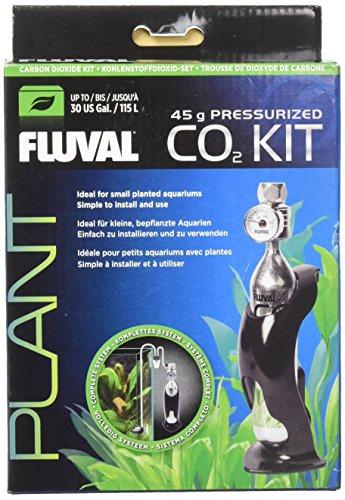 Fluval 17554 Pressurized 1.6oz CO2 Kit