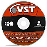VST Audio Plugins Software & Virtual Instruments