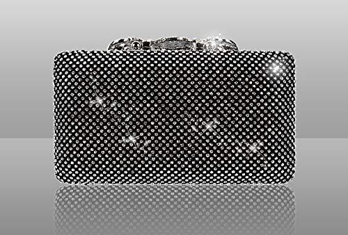 ZLULU Damen-Schultertaschen Damenhandtaschen Luxus Boutique Strass Abendtasche Abendtasche Abendtasche Kleidertasche Mit Einer Schulter Diagonale Handtasche B07KDQ9Z6Q Clutches Elegantes Aussehen 2b36be