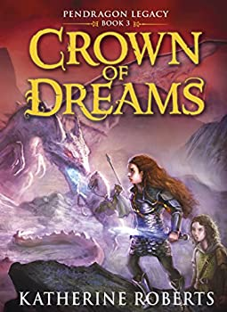 Crown of Dreams by Katherine Roberts science fiction and fantasy book and audiobook reviews