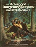 Advanced Dungeons and Dragons Monster Manual II, Gygax, Gary, 0880380314