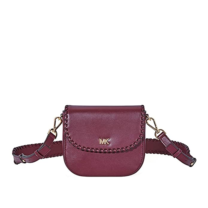 Amazon.com: MICHAEL Michael Kors - Crossbody de media cúpula ...