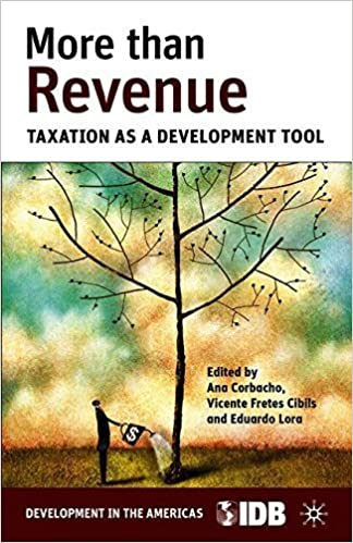 Book More than Revenue: Taxation as a Development Tool (Development in the Americas (Paperback)) (2013-04-22)