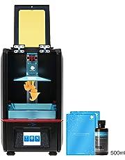 ANYCUBIC Photon UV DLP LCD Harz 3D Drucker, Vollständig montiert mit 2,8 Zoll Farbtouchscreen und einem Druckbereich von 115 x 65 x 155 mm (Photon mit mehr Ersatzteilen)