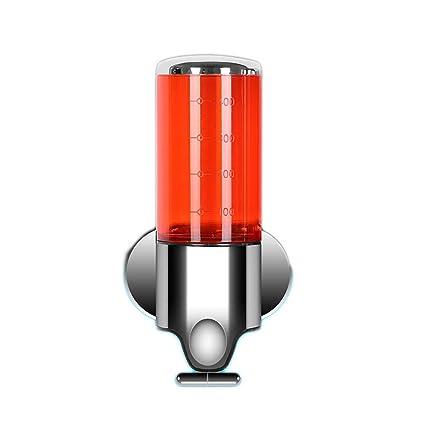 Dispensador de jabón de Montaje en Pared -500 ML de Capacidad, para la Cocina