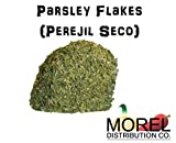 Dried Parsley Leaves Flakes (Perejil Seco) Weights: 2 Oz, 4 Oz, 6 Oz, 8 Oz, 12 Oz, & 1 Lb (2 Oz)