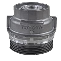 Genuine Toyota 15620-31060 Oil Filter Cap Assembly from Toyota