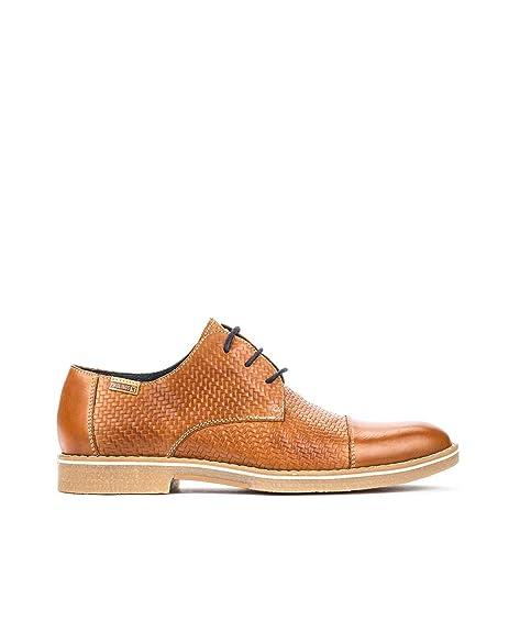 PIKOLINOS Blucher de Piel iRun M0E: Amazon.es: Zapatos y ...