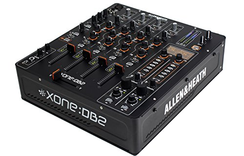 Allen & Heath XONE:DB2 4-Channel Digital DJ Mixer with Effects and MIDI
