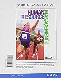 Human Resource Management, Dessler, Gary, 0133791599