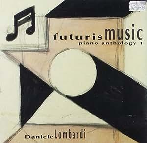 Futurismusic: Piano Anthology, Vol. 1