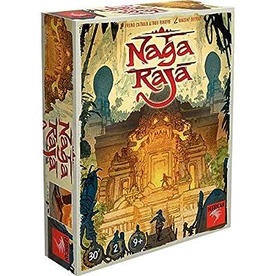 Asmodee Nagaraja Board Game 2 Player Standard: Toys & Games