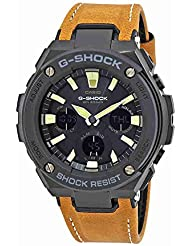 Casio GSTS120L-1B / Analog Quartz Watch