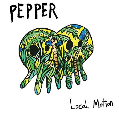 Local Motion (Cd Pepper)