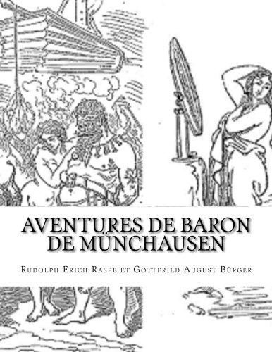 Aventures de Baron de Münchausen (French Edition)