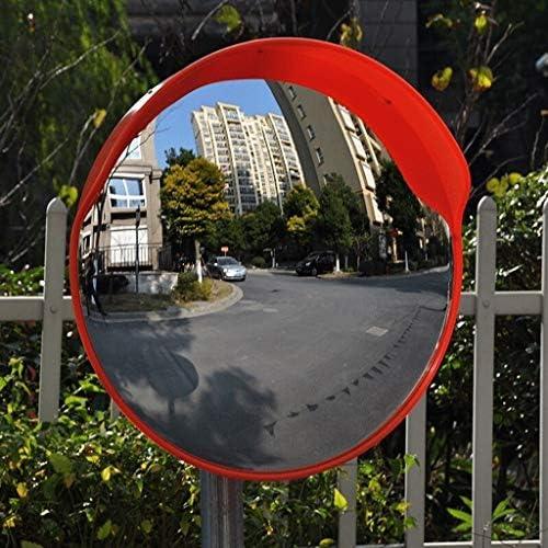カーブミラー アウトドア交通安全ミラー道路広角凸面鏡コーナー30センチメートル45センチメートル60センチメートル75センチメートル80センチメートル100センチメートル RGJ4-23 (Size : 800mm)