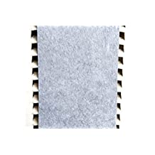 """SMELLRID Reusable Activated Carbon Vent Filter: (6) 4""""x14"""" Filters/Pack. Can be Easily Cut-to-Fit."""