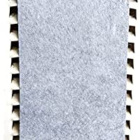 SMELLRID Reusable Activated Carbon Vent Filter: (6) 4x14 Filters/Pack. Can be Easily Cut-to-Fit.