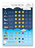 A reward chart to create the perfect bedtime routine for your child. - Good Night, Sleep Tight Reward Chart - The Ultimate Sleep Chart for Children (2yrs+)