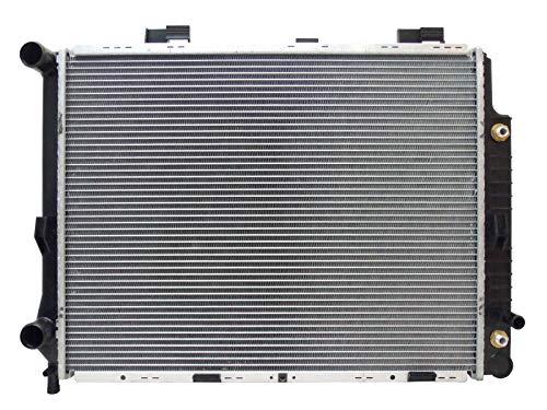 (Sunbelt Radiator For Mercedes-Benz E320 2189 Drop in Fitment)
